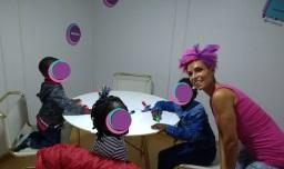Ludoteca xuntanza Mulleres AISO