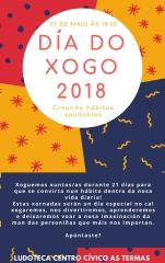 Cartaz Día Do XOGO